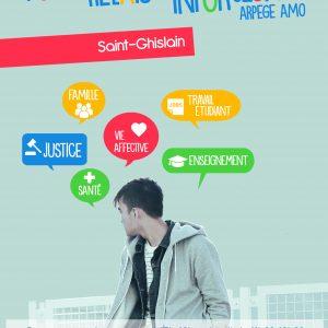 Nouveau point relais Infor Jeunes sur Saint-Ghislain : Arpège AMO !